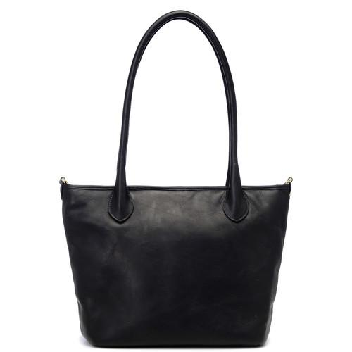 ONA Leather Capri Camera Tote Bag (Black) ONA009LBL