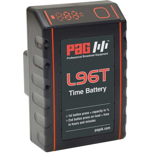 PAG L96T Time Battery with 9305 PAGlok Professional 9305