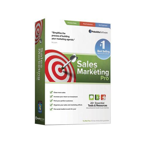 Palo Alto Software Sales and Marketing Pro 11 (Download) SMPUSDL