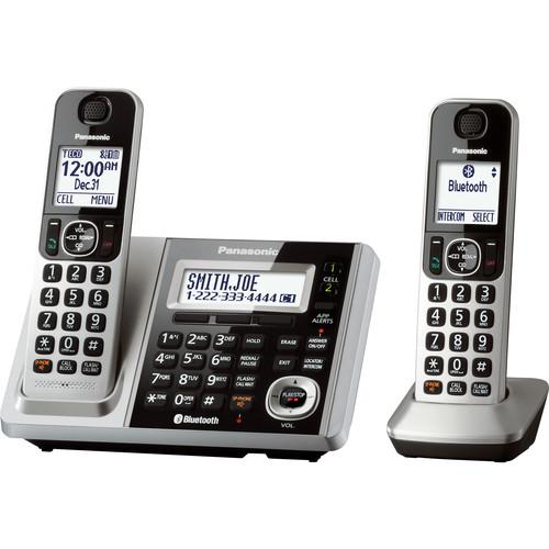 Panasonic KX-TGF372S Link2Cell Bluetooth Cordless KX-TGF372S