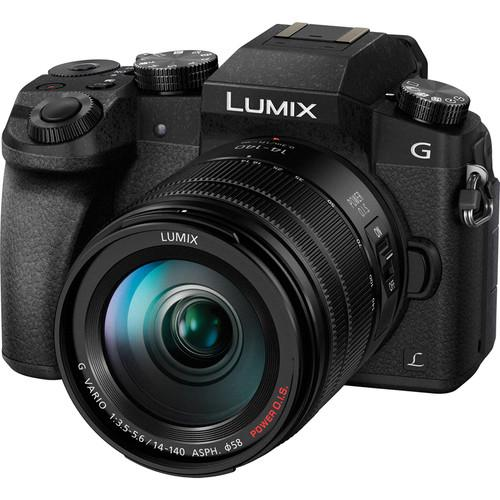 Panasonic Lumix DMC-G7 Mirrorless Micro Four Thirds DMC-G7HK