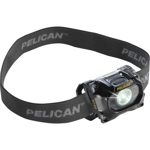 Pelican 2750v.2 LED Headlight (Black) 027500-0101-110