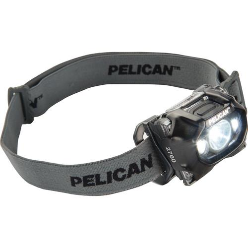Pelican 2760 v.2 Dual-Spectrum LED Headlight 027600-0101-110