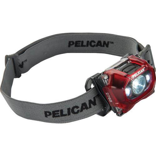 Pelican 2760 v.2 Dual-Spectrum LED Headlight 027600-0101-170