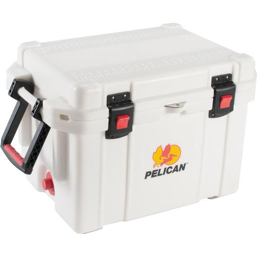 Pelican 45QT Elite Cooler (Marine White) 32-45Q-MC-WHT