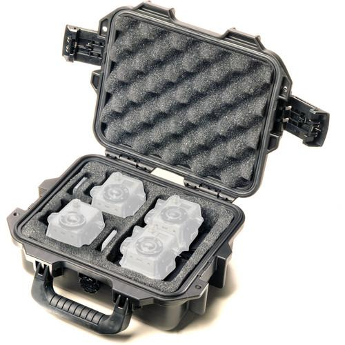 Pelican IM2050 Storm Case for GoPro Camera SACC-1-IM2050-BLK