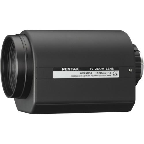 Pentax C-Mount 12-240mm Video Manual Override Auto-Iris 156211