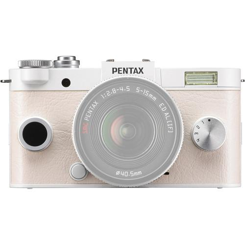 Pentax  Q-S1 Mirrorless Digital Camera 06178