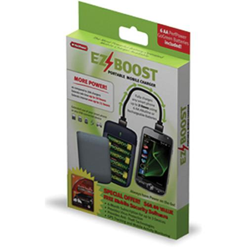 PerfPower  EZBoost Mobile Charger MC-6AA-GR