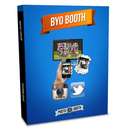 Photo Booth Solutions BYO Booth - Instagram & Twitter PBSBYO