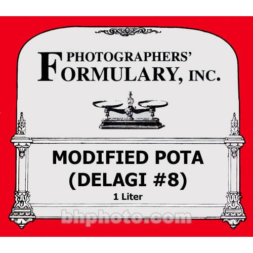 Photographers' Formulary Modified Pota (Delagi #8) 01-0075