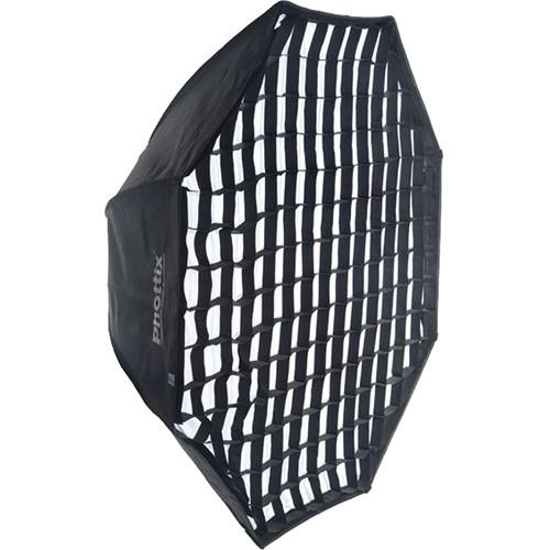 Phottix 2-in-1 Octagon Softbox with Grid (47