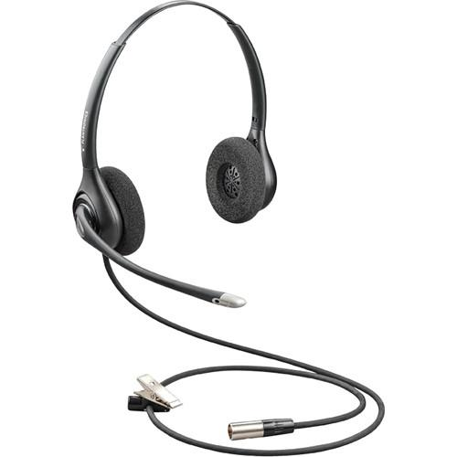 Plantronics HW261N-DC Dual Channel Headset 86872-01