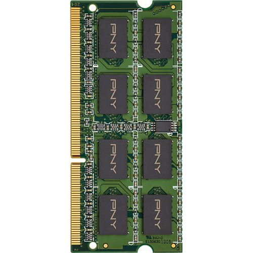 PNY Technologies 4GB (1 x 4GB) PC3-1066 1333 MHz MN4096SD3-1333
