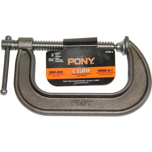 Pony Adjustable Clamps Large Adjustable C-Clamp 1450-C