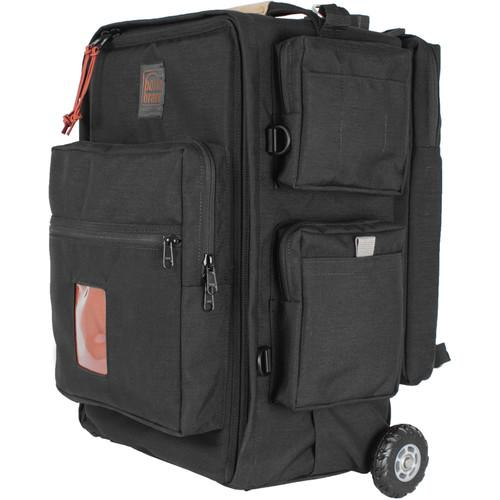 Porta Brace BK-2NROR Backpack Camera Case with Wheels BK-2NROR