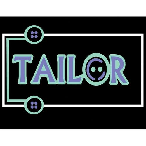 Porta-Trace / Gagne LED Light Panel with Tailor Logo 1618-TAILOR