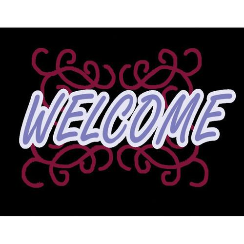 Porta-Trace / Gagne LED Light Panel with Welcome 2436- WELCOME