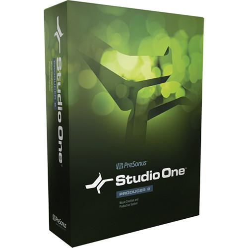 PreSonus Studio One 2.5 Producer - Audio STUDIO ONE PRODUCER 20