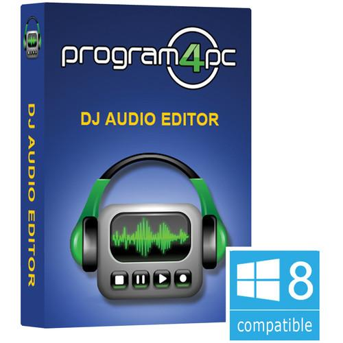 Program4Pc  DJ Audio Editor 852668784279