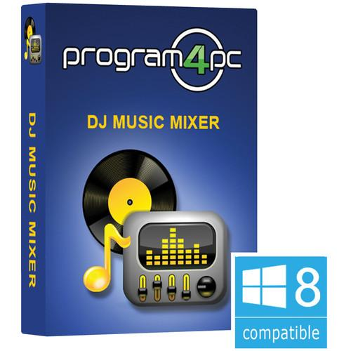 Program4Pc DJ Music Mixer Software (Download) 852668784262