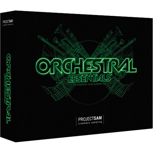 ProjectSAM Orchestral Essentials 1 (Download) PS-OE-H