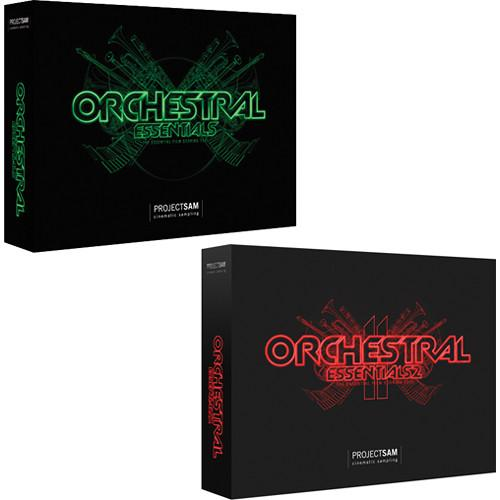 ProjectSAM Orchestral Essentials Pack Bundle (Download) PS-OEP-H