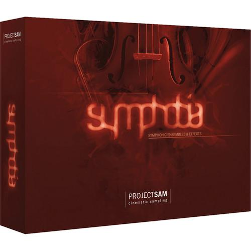 ProjectSAM Symphobia 1 - 2014 Edition (Download) PS-SYM-H
