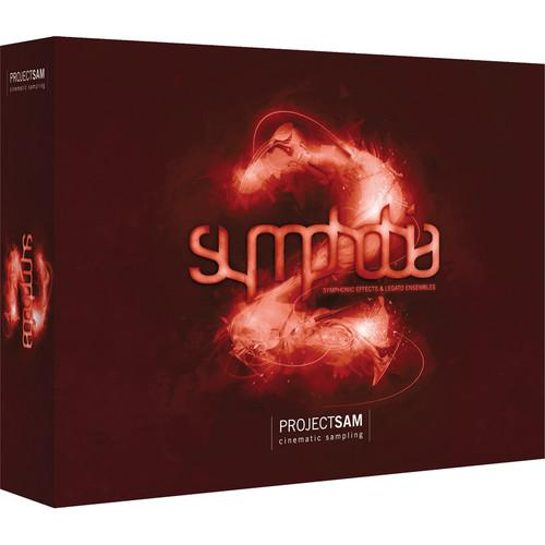 ProjectSAM Symphobia 2 - 2014 Edition (USB Drive) PS-SYM2-H
