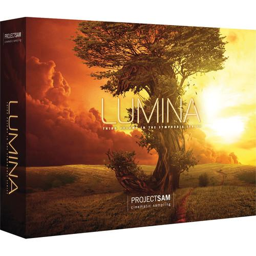 ProjectSAM Symphobia 3 - Lumina (USB Drive) PS-LUM-H