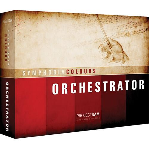 ProjectSAM Symphobia Colours - Orchestrator PS-COL-ORCH