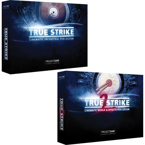 ProjectSAM True Strike Pack - 1 & 2 Bundle PS-TSP-H
