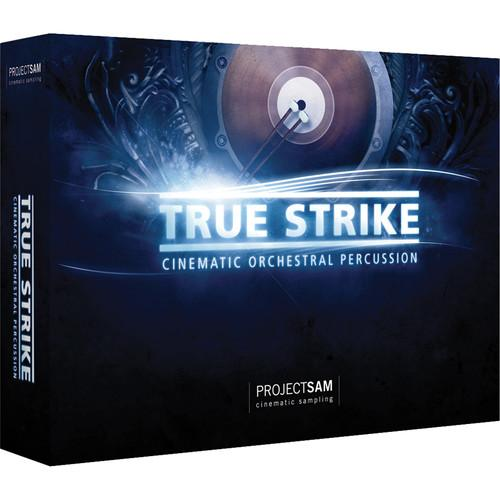 ProjectSAM True Strike Volume 1 - Orchestral Percussion PS-TS1