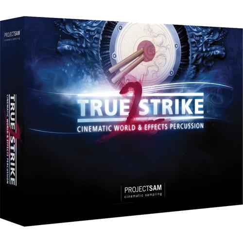ProjectSAM True Strike Volume 2 - World & Effects PS-TS2