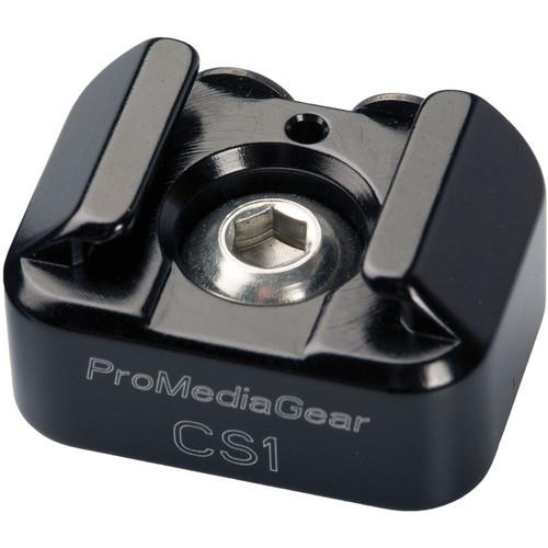 ProMediaGear Cold Shoe Adapter with 1/4