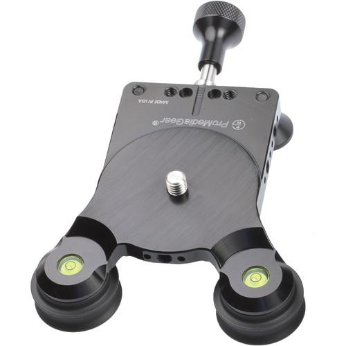 ProMediaGear PMG-Duo 3-Wheel Pro Slider Carriage VC2