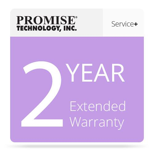 Promise Technology 2-Year Extended Warranty FCVA2648EXT2