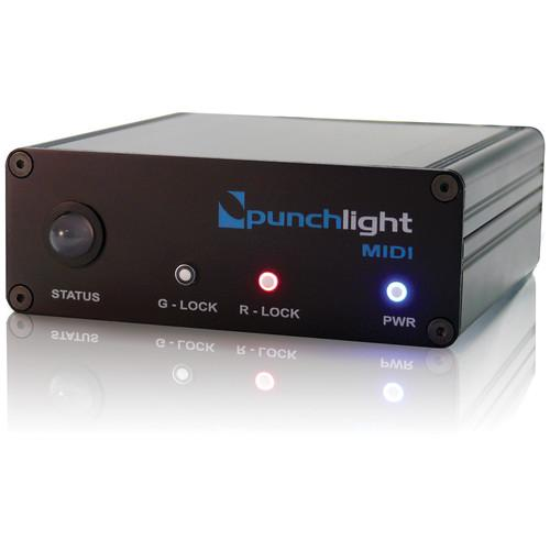 PunchLight  PunchLight MIDI Switcher PLMIDI103