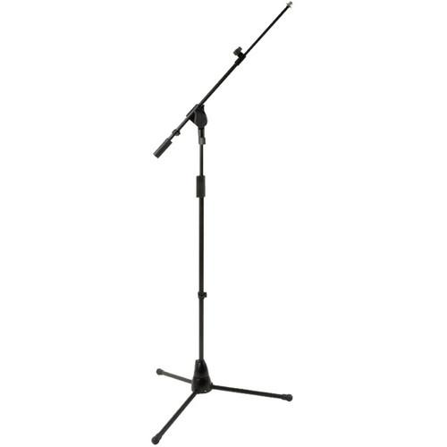 QuikLok A-504BK Professional Mic Stand with Telescopic A-504BK