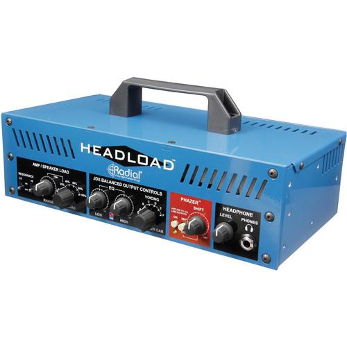Radial Engineering Headload Guitar Amp Load Box R800 7058