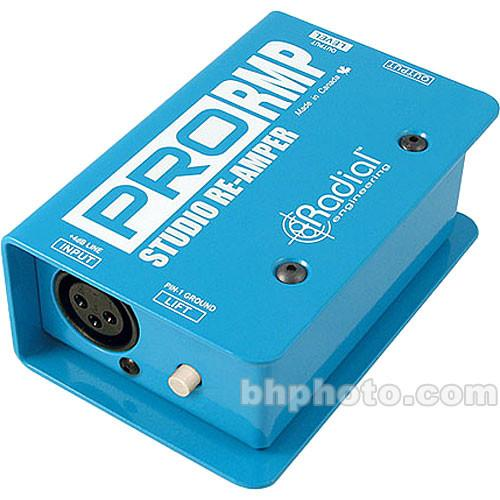 Radial Engineering  ProRMP Reamp Box R800 1125