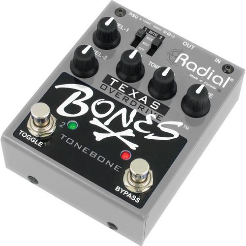 Radial Engineering R800 7110 Texas Overdrive Pedal R800 7110