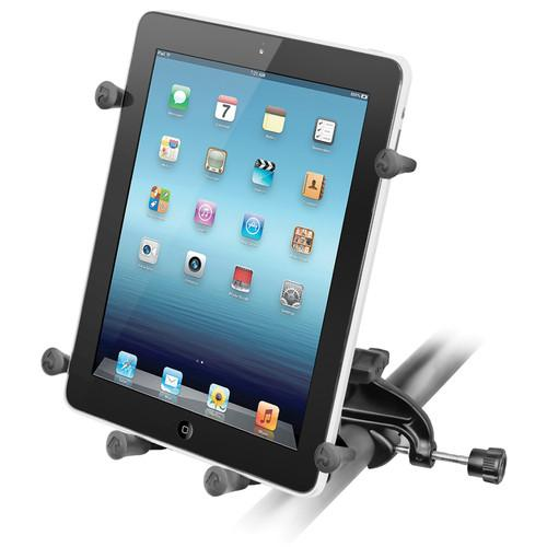 RAM MOUNTS RAM Yoke Clamp Mount with X-Grip III RAM-B-121-UN9U