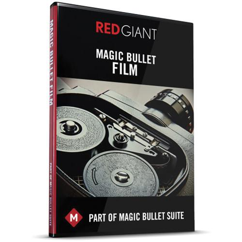 Red Giant Magic Bullet Film 1.0 Academic (Download) MBT-FILMS-A