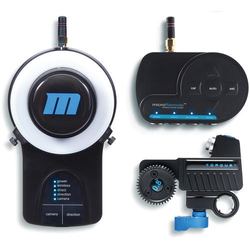 Redrock Micro microRemote Wireless Focus Bundle 8-114-0010