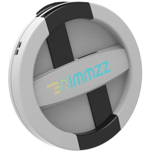 Rimmzz 43-62mm Single Lens Cap (Gray) TD-LC-S4362-G