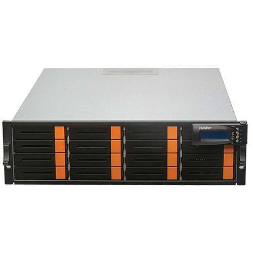 Rocstor 16TB Enteroc iS1030 16-Bay Single R3U10DSIS6-S16