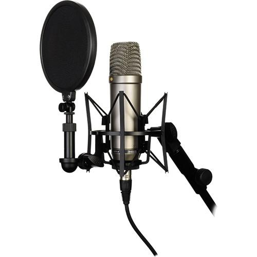 Rode NT1-A Recording Studio Kit with USB / iOS Lightning Audio