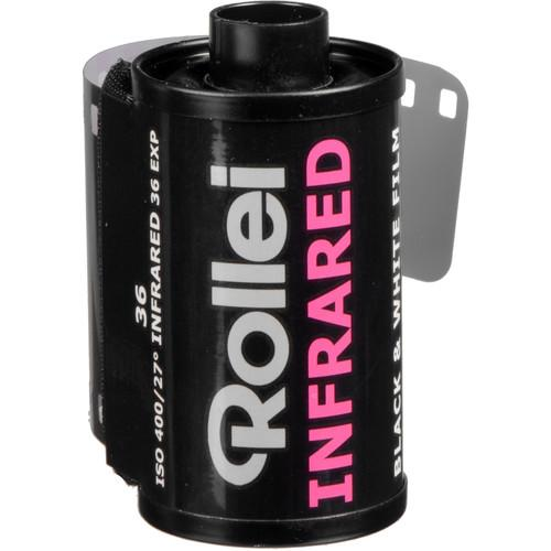 Rollei Infrared 400 Black and White Negative Film 81040123