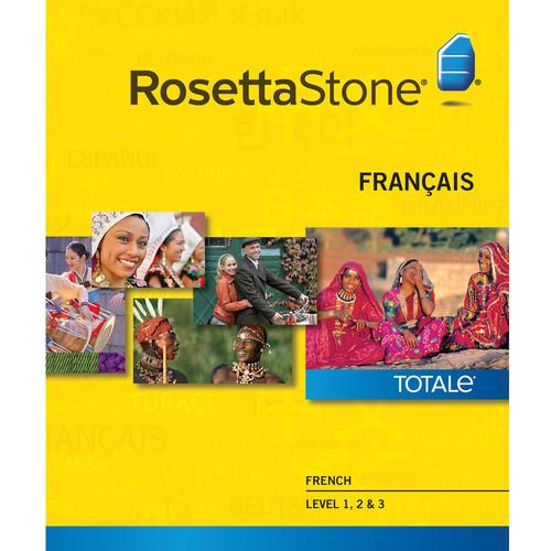 Rosetta Stone  French Levels 1-3 27787WIN